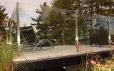 Barrière de sécurité pour piscine et terrasse