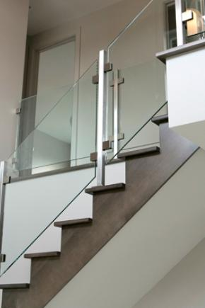 Escalier ouvert 1 côté